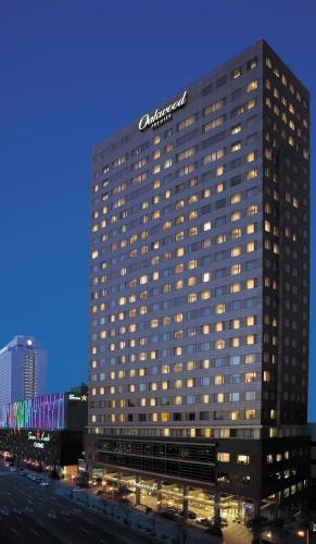 Oakwood Premier Coex Center - Accommodation - Seoul