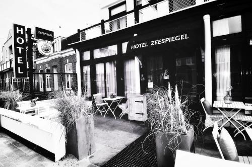 Hotel Zeespiegel