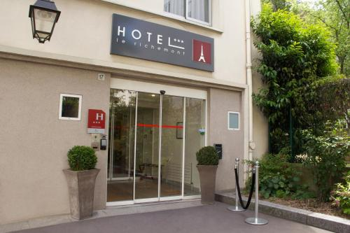 Hotel Le Richemont photo 9