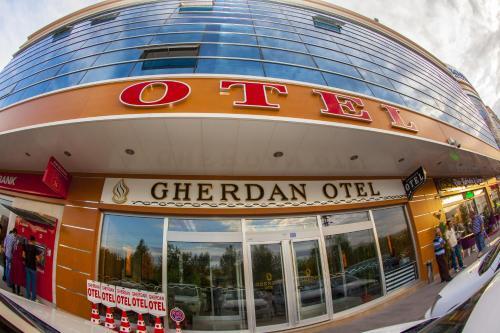 Konya Gherdan Hotel adres