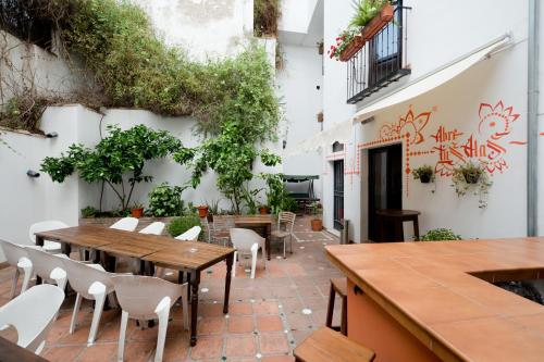 Hotel Oasis Backpackers' Hostel Granada