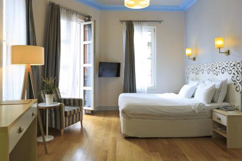 Istanbul Odda Hotel odalar