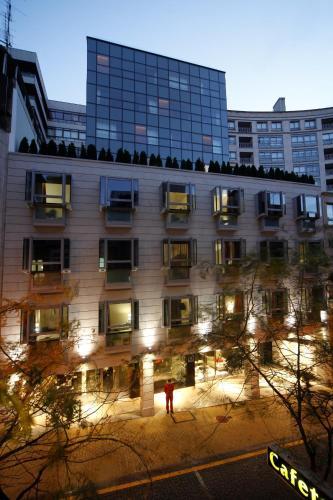 . Hotel Axis Vigo
