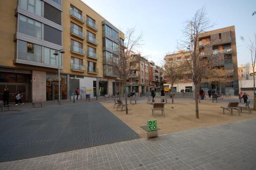Lets Holidays Terrace Barcelona photo 10