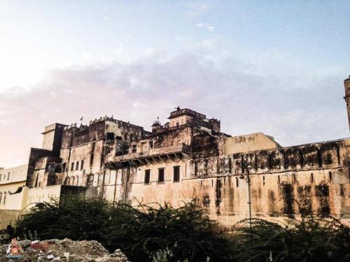 . Narayan Niwas Castle