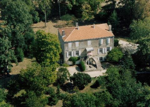 Hotel-overnachting met je hond in Manoir Angle - Blanzay-sur-Boutonne