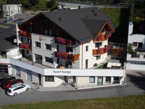 Apart Auriga - Apartment - Fiss