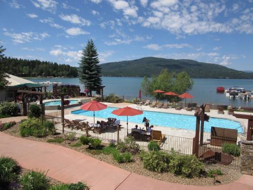 Lodge at Whitefish Lake - Accommodation - Whitefish Mountain Resort