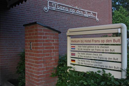 Hotel-overnachting met je hond in Hotel Frans op den Bult - Deurningen