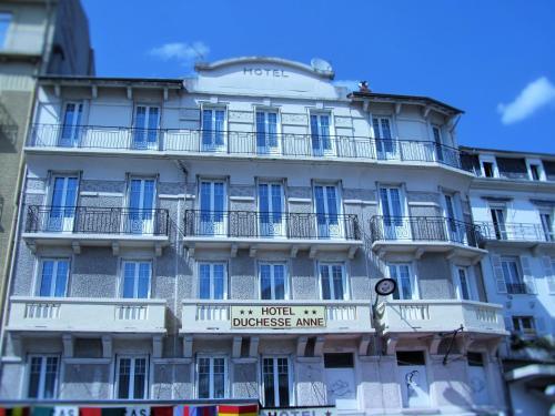 Hôtel Duchesse Anne - Hôtel - Lourdes