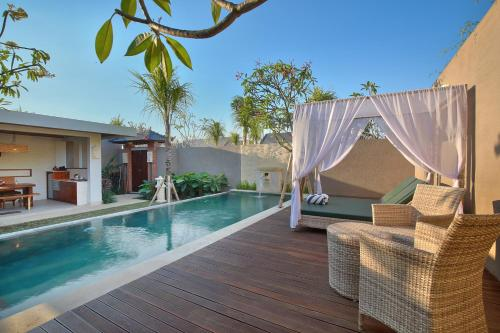 One-Bedroom Suite Villa with Private Pool