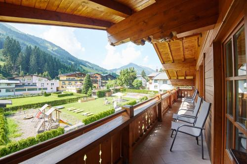 Appartements Living Saalbach by HolidayFlats24 Hinterglemm