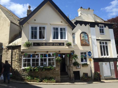 The Ship Inn, Fowey, Cornwall