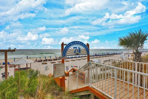 Splash Resort 1 By Panhandle Getaways - Panama City Beach, FL 32413