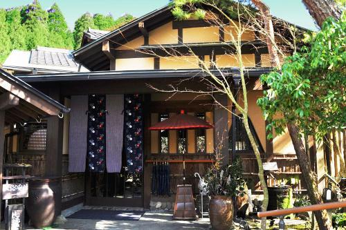 華坊日式旅館 Oyado Hanabou