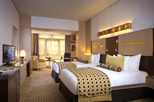 TIME Grand Plaza Hotel Номер Делюкс с кроватью размера «king-size»