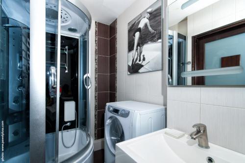 Hotel-overnachting met je hond in Dream Loft Śliska - Warschau - Sródmiescie