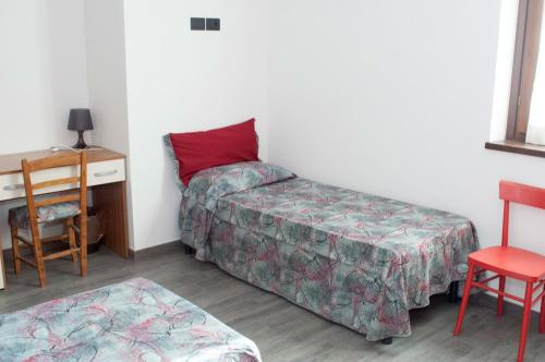 Cameră triplă, simplă, cu baie comună (Basic Triple Room with Shared Bathroom)