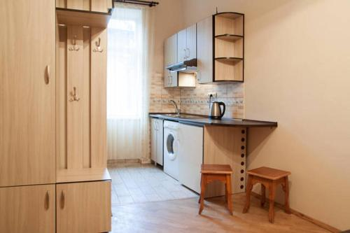 Studio Apartment - Bogdana Khmelnyckogo 61 Rent Me Economy Apartments