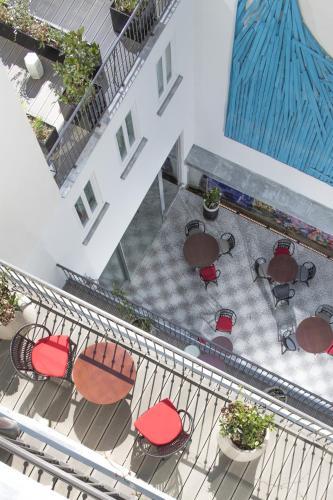 Hotel Les Bains Paris photo 12