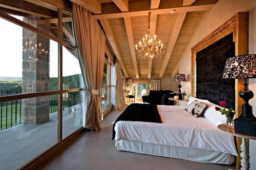 Suite mit Bergblick La Vella Farga Hotel 16