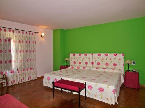 Habitación Doble - 1 o 2 camas Palacio Ayala Berganza 13