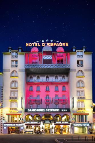 Hotel Grand Hôtel D'espagne