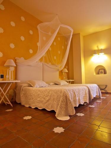 Habitación Doble - 1 o 2 camas Palacio Ayala Berganza 12