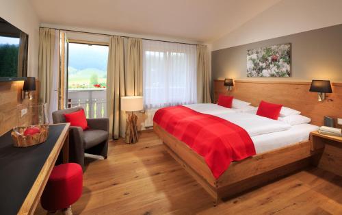 . Hotel Natur-Landhaus Krone