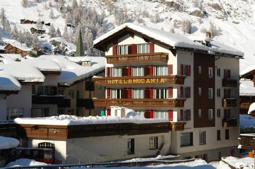Hotel Rhodania Zermatt
