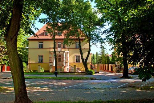 Hotel-overnachting met je hond in Willa Pod Różami - Inowroc?aw