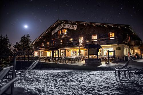 Hotel Altitude 1647 La Clusaz