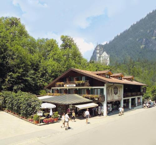 . Hotel Alpenstuben
