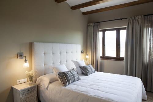 Double or Twin Room Hotel Mas De Cebrian 18