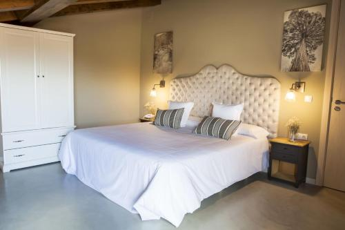 Suite Junior con terraza Hotel Mas De Cebrian 43