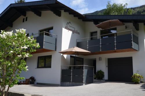 Appartement Alpenglühn Oetz