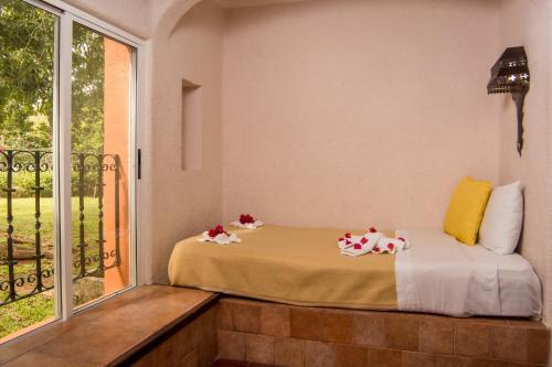 Villas Arqueologicas Chichen Itza 房间的照片