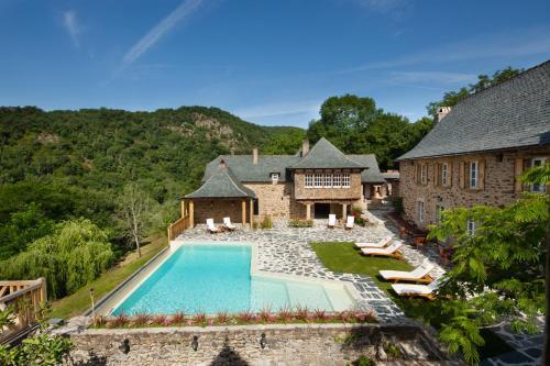 Accommodation in La Fouillade