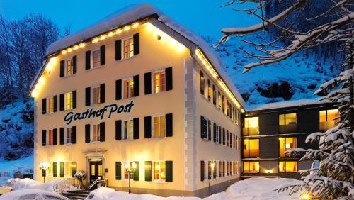 Gasthof Post - Accommodation - Dalaas / Wald