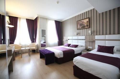 Istanbul Nil Hotel tek gece fiyat