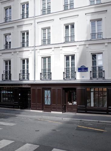 Hotel Saint Dominique photo 14