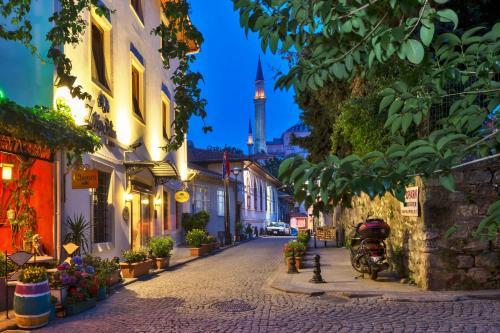 Istanbul Zeynep Sultan Hotel