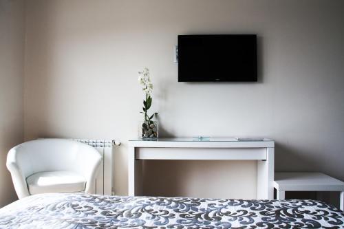 Doppel-/Zweibettzimmer mit Meerblick Hotel Naturaleza Mar da Ardora Wellness & Spa 44
