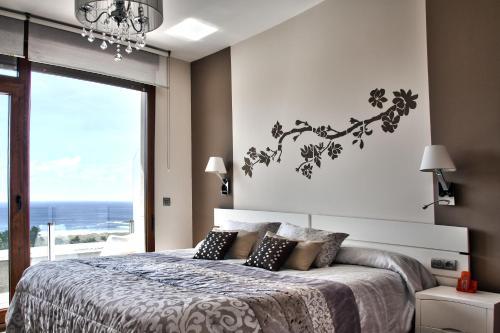 Doppel-/Zweibettzimmer mit Meerblick Hotel Naturaleza Mar da Ardora Wellness & Spa 46