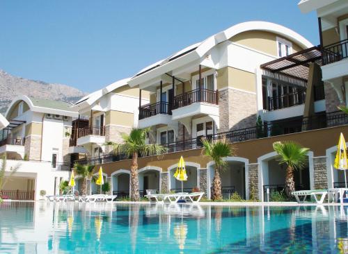 Kemer Sultan Homes Apartments tek gece fiyat