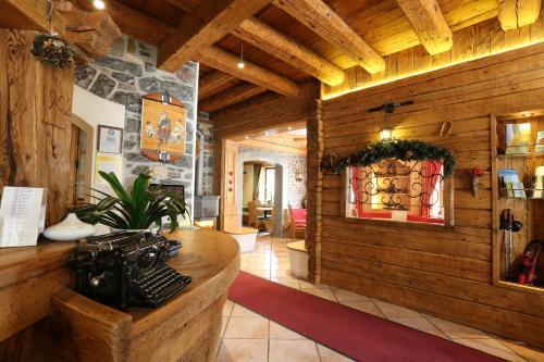 Accommodation in Forni di Sopra
