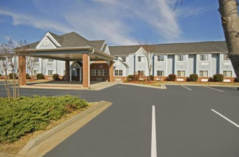 Americas Best Value Inn And Suites-Mcdonough