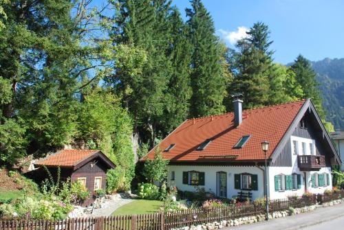 Apartment Villa Asih Oberammergau