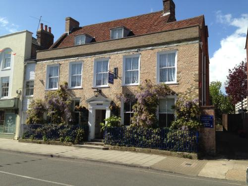 Wisteria House, Lymington