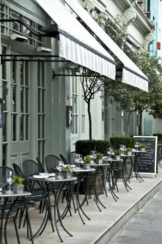 15/17 Charlotte Street Hotel, Bloomsbury, London, England, United Kingdom, W1T 1RJ.